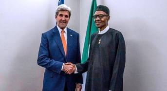 Corrupt Nigerians Are Fighting My Administration – Buhari