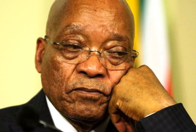 South African President, Jacob Zuma
