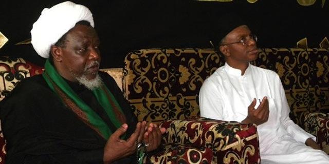 Kaduna State governor, Nasir el Rufai and Ibraheem El-Zakzaky .jpg