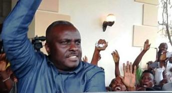Anti-Graft Boss Condemns Celebration Of Ex-Convict Ibori's Return