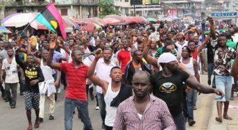 35 Pro-Biafra Agitators Freed In Rivers