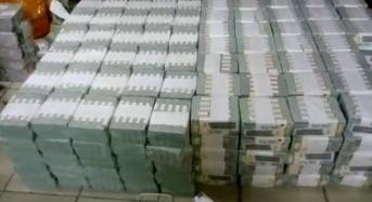 """Lagos Cash"" Belongs To National Intelligence Agency"