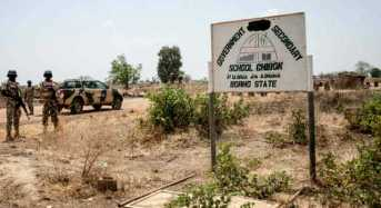 Federal Government To Rebuild Chibok School, Empower Women, Youths
