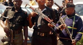 Police arrest nine men who specialise in 'raping women during night vigils'