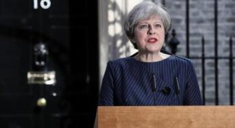 Prime Minister May Call For UK General Election In June