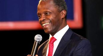 Democracy Day: Nigeria Has Passed Most Difficult Phase – Osinbajo