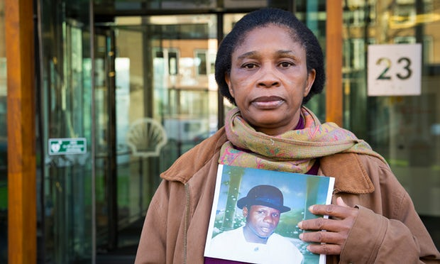 Four 'Ogoni Nine' widows sue Shell for 'complicity' in their husbands' death