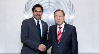 INTERVIEW: UN taught me to balance my frustrations with my expectations, says Alhendawi, former envoy on youth