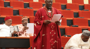 UPDATED: INEC halts moves to recall Melaye