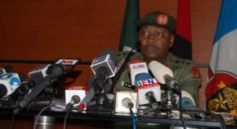 We didn't deliberately claim we had rescued slain oil exploration team, says army