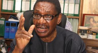 Sagay: Magu currently investigating more than 20 senators — that's why they don't like him