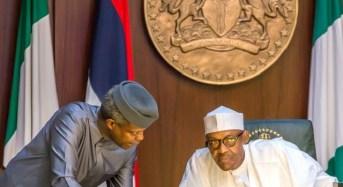 Buhari cancels FEC meeting 'because of Sallah holidays'