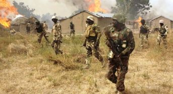 Boko Haram does not control a single LG in the north-east, says army