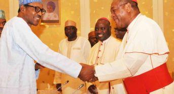 Catholic Bishops: Buhari said he belongs to everybody but he has acted otherwise
