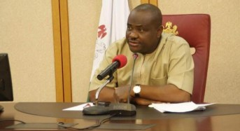 Wike: SARS policemen are the armed robbers, kidnappers in Rivers