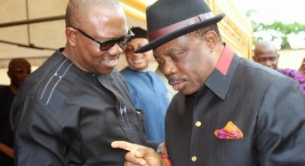 Peter Obi left N185 billion debt for Obiano, Umeh alleges