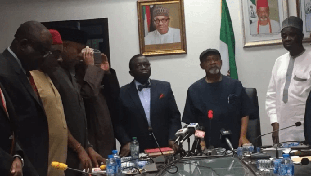 FACT CHECK: Has FG implemented 14 of 15-point demand by JOHESU? No