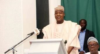 We should set agenda for youth in politics or they will set one themselves, says Dogara
