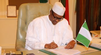 Rats now out of Aso Rock, Buhari returns to office after 81 days