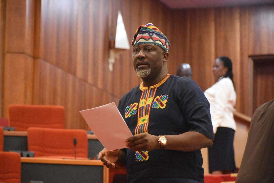 'It's an international embarrassment', Melaye says on DSS-EFCC face-off