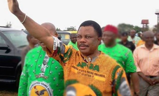 UPDATED: Obiano wins Anambra election