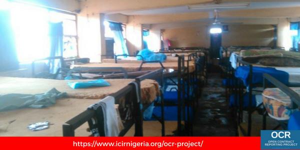 Hostel, Girls Model Comprehensive Secondary School, Ugwuachara, Ebonyi State