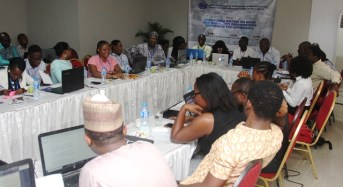 Journalists parley with CSOs on good governance — courtesy of the ICIR