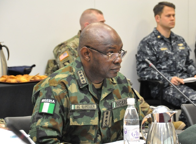 Amnesty International attacking us for opposing gay rights, says DHQ