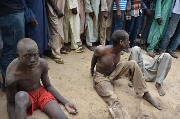 Two Boko Haram detainees bag 50, 60 years jail terms for refusing to denounce sect