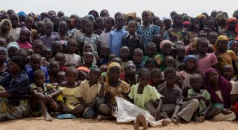 Exposure and effects of armed groups on children in north-eastern Nigeria