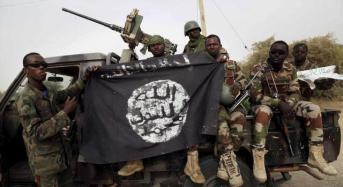 Jubilation as soldiers rescue schoolgirls abducted by Boko Haram fighters