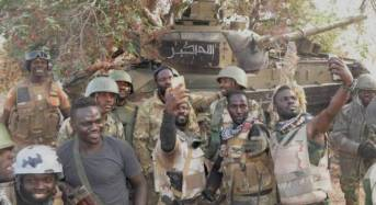 We've broken the heart and soul of Boko Haram, says army