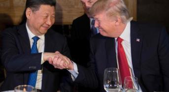 Like China, Trump wants the US to consider life presidency