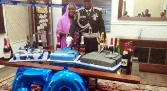 So IGP Idris disobeyed Buhari, abandoned Benue to celebrate birthday?