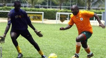 EXTRA: Two jailed in Burundi for rough tackles on president during football match