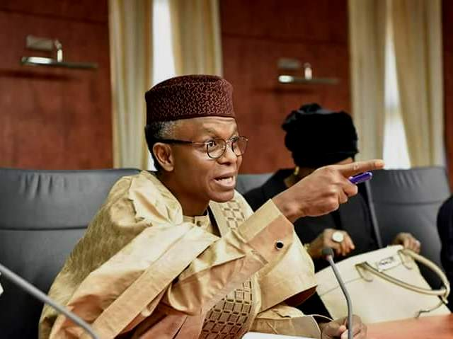 El-Rufai sacks 4,000 newly recruited teachers who can't write acceptance letters