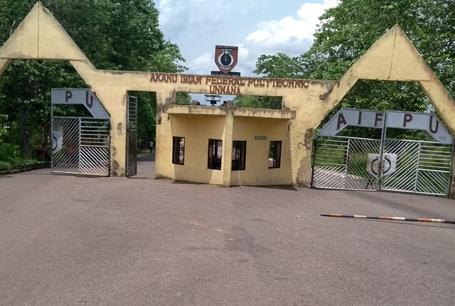 INVESTIGATION: Strike, miracle jobs, salary cuts... how slush funds tore Akanu Ibiam polytechnic apart