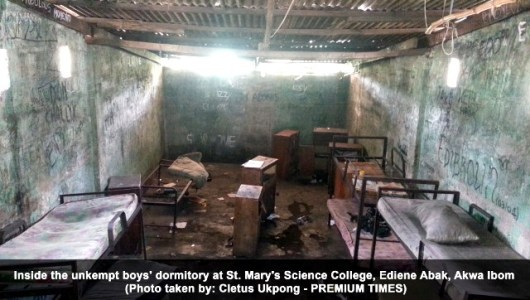 "INVESTIGATION: Inside The Akwa Ibom Top Science College Where Students Are Raised In Squalour, ""Like Animals"""