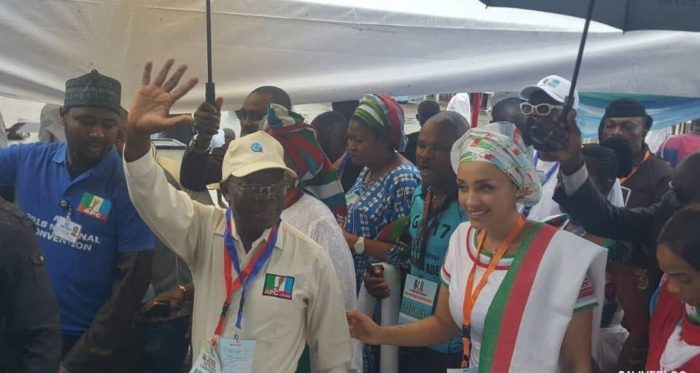From labour leader to party chairman, Oshiomhole emerges APC national chairman