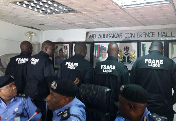 SARS Nigeria