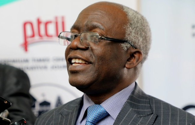 Image result for Saraki's defection from APC unconstitutional – Falana