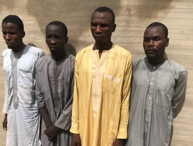 My wife warned me, but it was too late, says arrested Boko Haram suspect