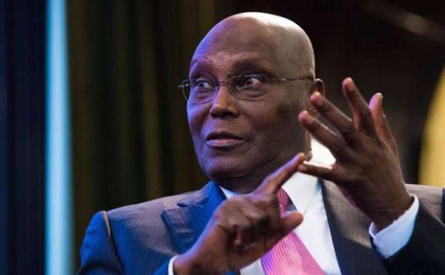 Vote me, I will end Boko Haram immediately, Atiku tells Maiduguri people