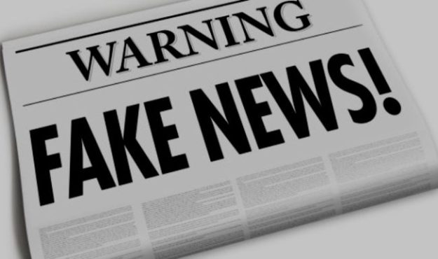 Before it kills us, let's kill fake news