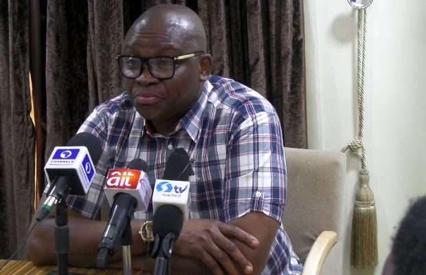 Ekiti election fallout: 'See you soon,' EFCC tells Fayose