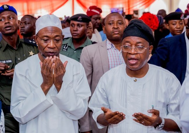 Osun Decides 2018: Is Oyetola leaving APC before re-run election?