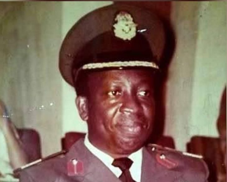 George Ayo Osho: An officer and a gentleman
