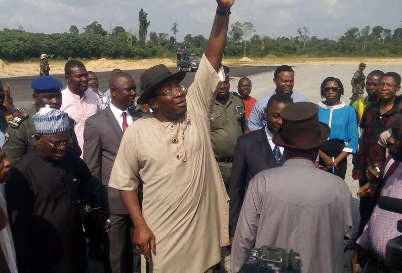 Bayelsa Airport project is a fraud, state APC attacks Seriake Dickson