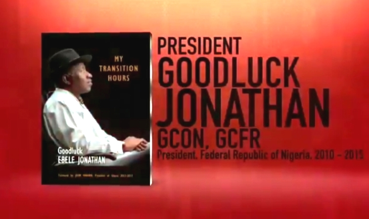 Finally, Jonathan gets to tell own story in new book 'My Transition Hours'