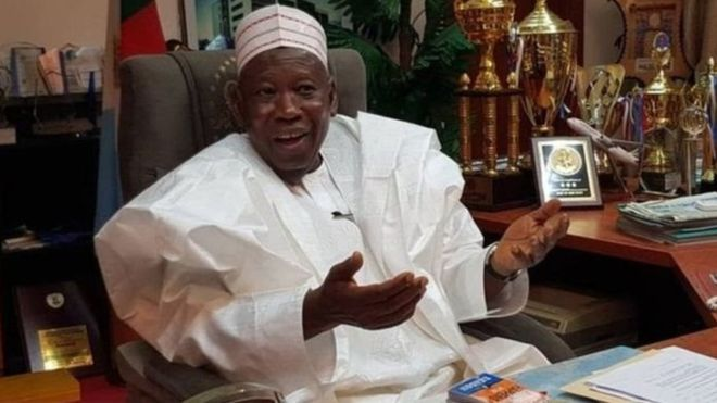 INEC declares Ganduje winner of controversial Kano gubernatorial poll